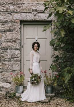 Rural Chic Styled Shoot 9 - Ballilogue House - Aileen Kennedy Photography