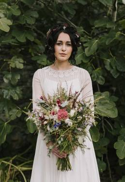 Rural Chic Styled Shoot 1 - Ballilogue House - Aileen Kennedy Photography
