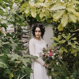 Rural Chic Styled Shoot 15 - Ballilogue House - Aileen Kennedy Photography